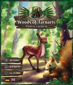 Woods of Tarnaris: Path to Luslaria