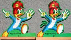 Woody Woodpecker Ring Toss