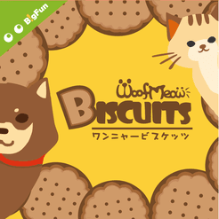 Woof Meow Biscuits