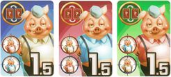 Wooolf!!: Three Little Pigs (expansion 2)