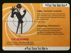 Word Domination: The Designer
