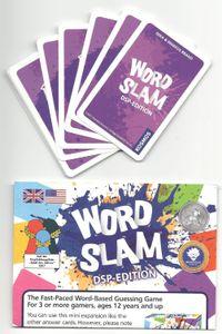 Word Slam: DSP-Edition