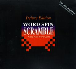 Word Spin Scramble