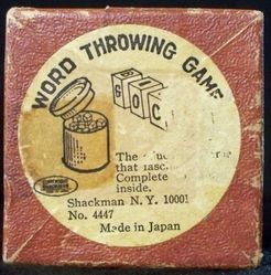 Word Throwing Game
