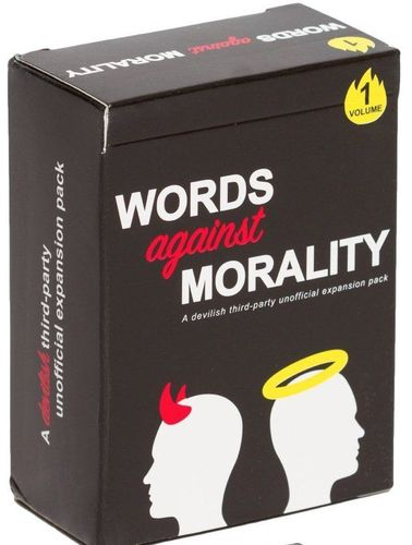 Words Against Morality