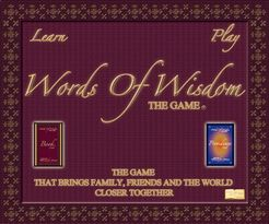 Words of Wisdom: The Game