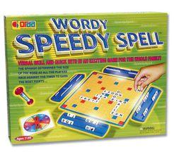 Wordy Speedy Spell