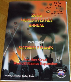 World in Flames: 2008 Annual