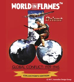 World in Flames Collector's Edition Super Deluxe