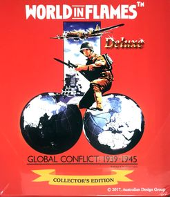 World in Flames Deluxe Edition