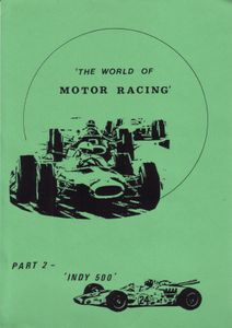 World of Motor Racing: Indy 500