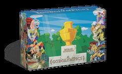 World of Mythology: Godolympics