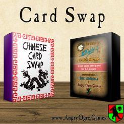 World of Strangely Card Swap