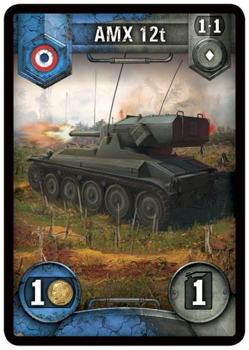 World of Tanks: Rush – AMX 12t