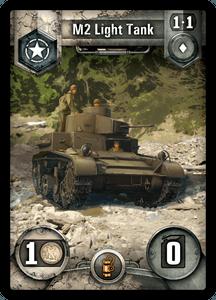 World of Tanks: Rush – M2 Light Tank