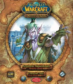 World of Warcraft: The Adventure Game – Artumnis Moondream Character Pack