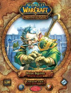 World of Warcraft: The Adventure Game – Brebo Bigshot Character Pack