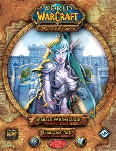 World of Warcraft: The Adventure Game – Shailara Witherblade Character Pack
