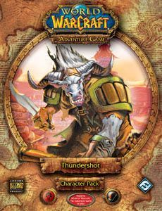 World of Warcraft: The Adventure Game – Thundershot Character Pack