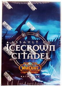 World of Warcraft Trading Card Game: Assault on Icecrown Citadel