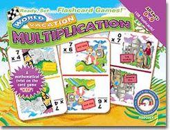 World Vacation Multiplication
