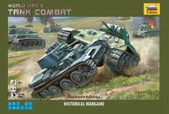 World War II: Tank Combat