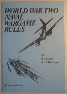 World War Two Naval Wargame Rules