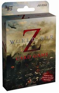 World War Z: Card Game