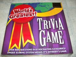 World's Greatest Trivia Game