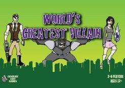 World's Greatest Villain