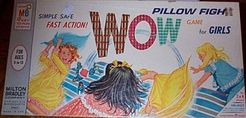 WOW! The Pillow Fight Game for Girls