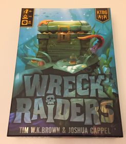 Wreck Raiders: Kickstarter Edition