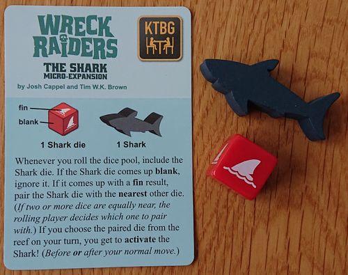 Wreck Raiders: The Shark