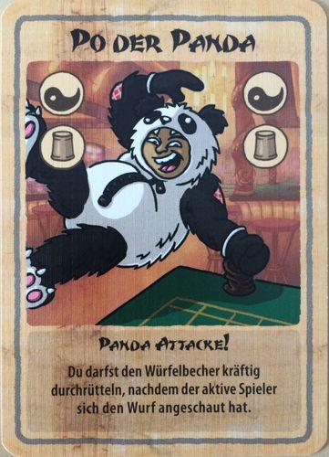 Wulong: Po der Panda