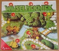 Wuselpicknick Das clevere Umweltspiel