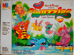 Wuzzles Card Game