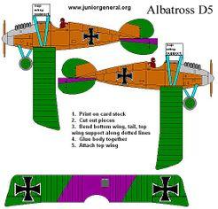 WW I Aerial Combat (1914-1918 AD)