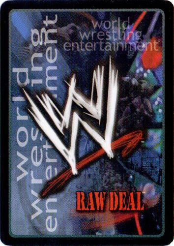 WWE Raw Deal