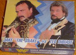 WWF Superstars Card Game