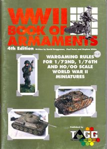 WWII Book of Armaments