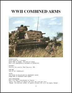 WWII Combined Arms
