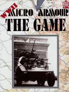 WWII Micro Armour: The Game