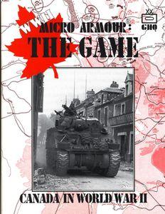 WWII Micro Armour: The Game – Canada in World War II