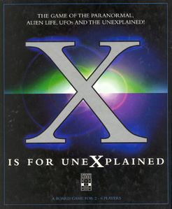 X is for uneXplained