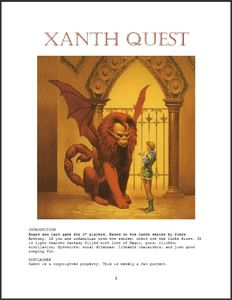 Xanth Quest