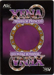 Xena: Warrior Princess CCG
