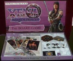 Xena Warrior Princess: The Board Game