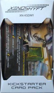 XenoShyft: Dreadmire – Kickstarter Card Pack