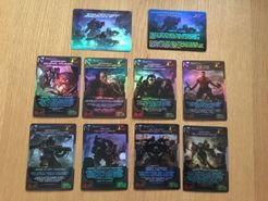 XenoShyft: Onslaught – Kickstarter Exclusive Card Packs