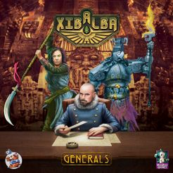 Xibalba: Generals Expansion
